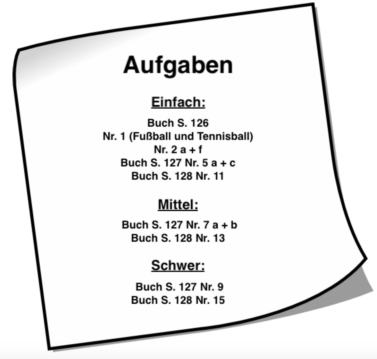 Schön Volumen Arbeitsblatt Mit Antworten Galerie - Arbeitsblatt ...